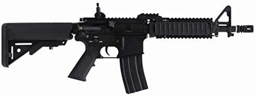 DOUBLE BELL M4 RAS II Real engraved metal Airsoft electric gun No.057