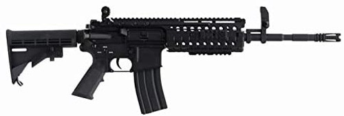DOUBLE BELL M4 SIR Real engraved metal Airsoft electric gun No.033