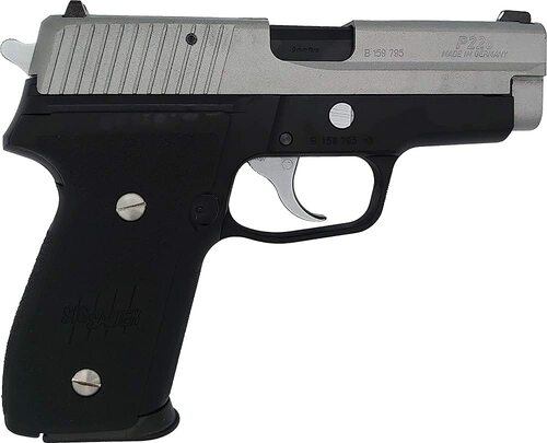 Tanaka Sig P228 Two-tone Frame Heavyweight Evolution 2 Model Gun Finished Product