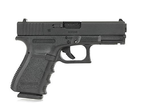 Muzzle right of Umarex Glock G19 Gen.3 GBB Airsoft Hand Gun