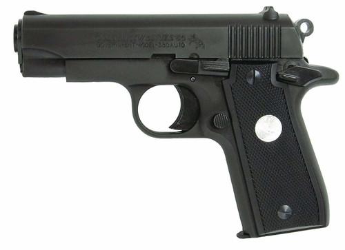 Muzzle left of Tanaka Colt 380 AUTO HW Gas blow back Airsoft Gun