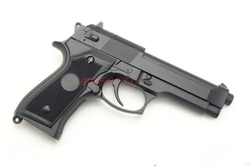 Muzzle right of CYMA Beretta M92F type Semi-full auto HOP-UP Electric Airsoft handgun