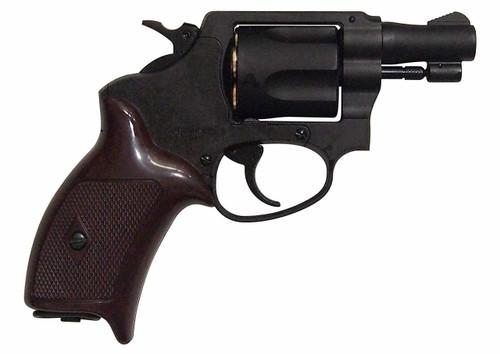 Muzzle right Marushin Police Revolver 2 inch Black HW Copperhead Cart Specifications Airsoft Gun