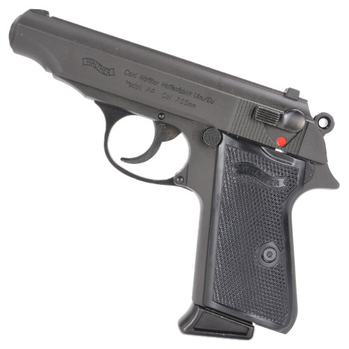 Marushin Walther PP HW Model gun - Airsoft Shop Japan