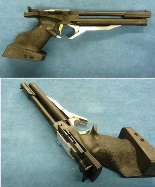 Right side of Maruzen APS-3 compressed Airsoft Gun
