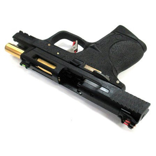 Right side of We-Tech M&P Compact BB Force Custom GBB Airsoft Gun