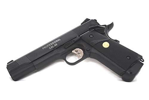 Left side of BELL MEU CO2 version No. 728 + GBB Airsoft Gun