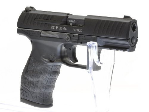 Muzzle right of UMAREX Walther PPQ M2 GBB Airsoft Gun