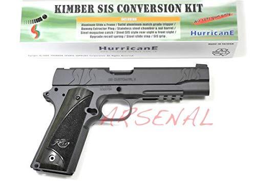 Muzzle right of Hurrican E Kimber SIS CONVERSION GBB Airsoft gun kit