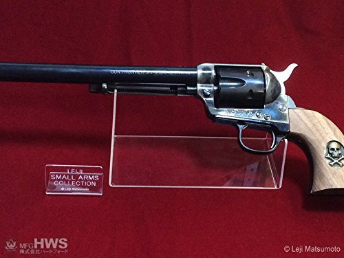 The left side of HARTFORD LEIJI SMALL ARMS COLLECTION Gun Frontier Six Shooter Model gun