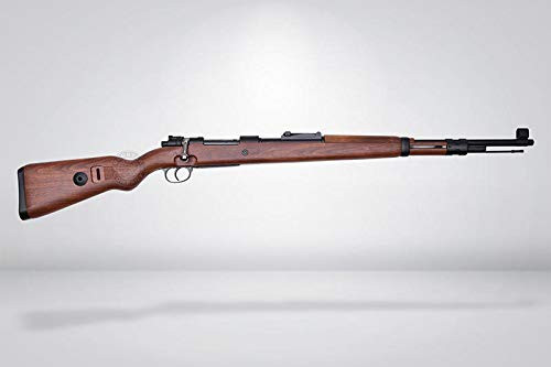 Muzzle right of DOUBLE BELL Kar98k air-cocking real wood Airsoft rifle gun