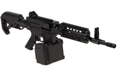 Right side of Golden Eagle FightLite 12.5 inch MCR GE6671 Airsoft electric sub machine gun