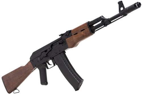 Right side of WELL AK74 CO2 GBB Airsoft rifle gun