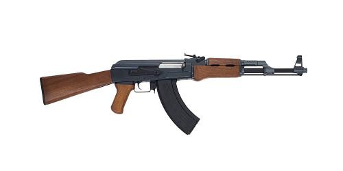 Muzzle right of CYMA AK47 WOOD type CM028 Airsoft electric rifle gun