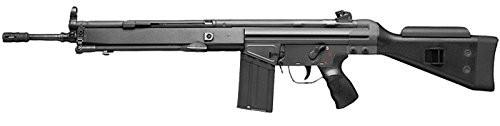 Muzzle left of Tokyo marui H&K G3 SG1 sniper model standard Airsoft electric rifle gun