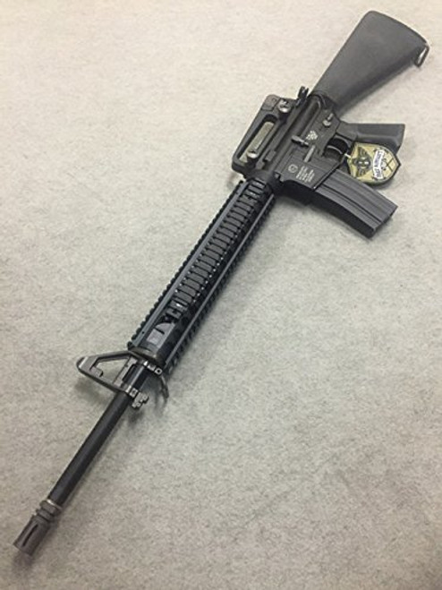 Left side of Bolt airsoft Recoil shock M16A4 B.R.S.S Japan specification BR-06 Airsoft electric rifle gun