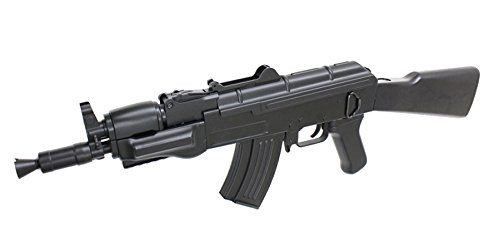 Muzzle left of  CYMA AK47β Fixed Stock Sportsline CM521 Airsoft Electric rifle Gun