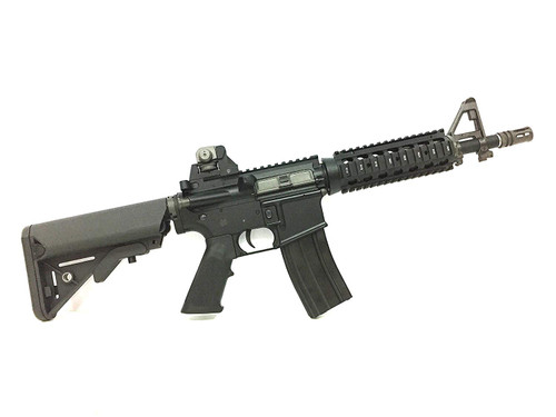 Muzzle right of BOLT Airsoft B4 SOPMOD Shorty B.R.S.S Japan specification Recoil Shock Airsoft electric rifle Gun