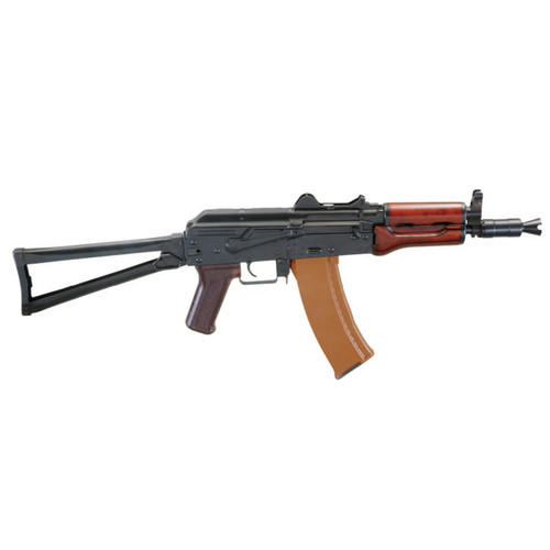 Muzzle right of LCT Airsoft AKS-74UN NV Airsoft Electric rifle gun