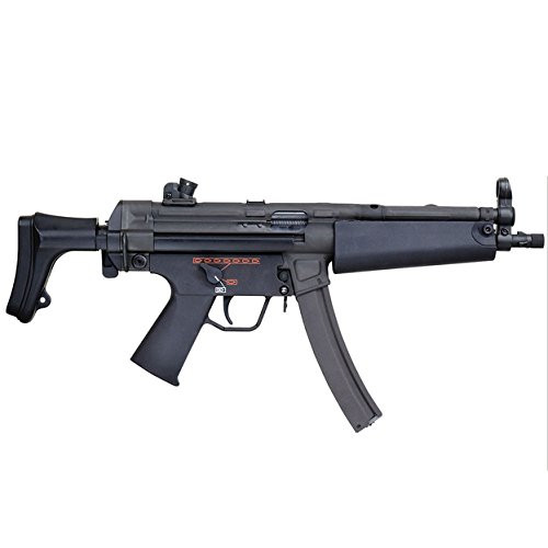 Muzzle right of Bolt Airsoft MP5J B.R.S.S. Recoil shock Airsoft electric rifle gun Japan specification