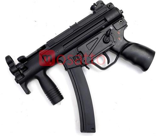 Muzzle left of Classic Army MP5K Kurtz HK Marking Metal Body Airsoft electric AEG rifle gun