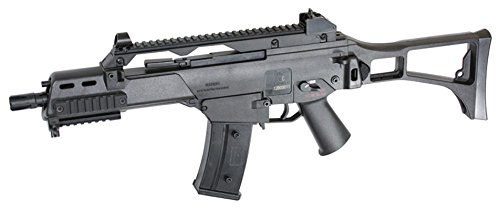 Muzzle left of S&T G36C Competition High Cycle Airsoft electric rifle gun