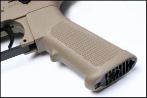 Grip of G&G ARMAMENT CM16 Carbine Light desert Airsoft electric rifle gun