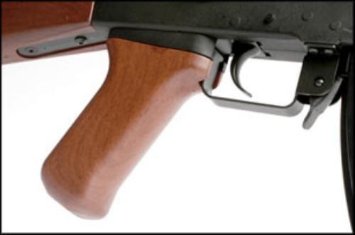 Grip of G&G ARMAMENT CM RK47 black Airsoft electric rifle gun
