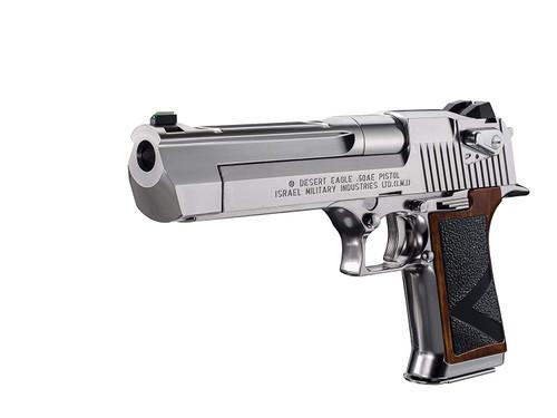 Left side of Tokyo Marui Resident Evil Lightning Hawk .50AE 10 inch Magnaport Custom GBB Airsoft Pistol