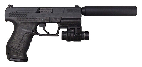 Maruzen right of Walther P99 FS Special Force fixed slide Airsoft GBB Airsoft Gun