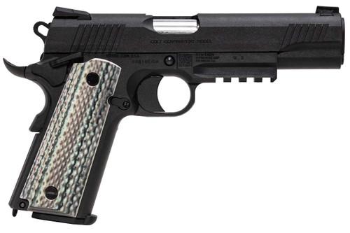 Muzzle right of BATON airsoft M45A1 CO2 GBB black Airsoft gun