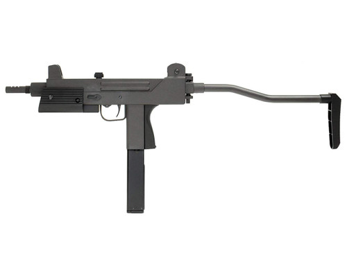 Left side of HFC SWD M11 /9 Full metal Airsoft GBB Sub Machine Guns