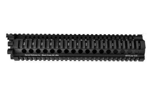 MADBULL Daniel Defense official licensed AR15 Lite RAS 12 black