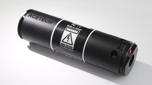 Acetech Airsoft Gun 14mm Predator Tactical Tracer Unit Glow in Dark