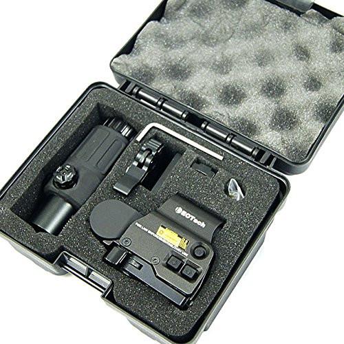EOTech set of EXPS3-2 replica QD mount model black & GEN3 G33 booster replica