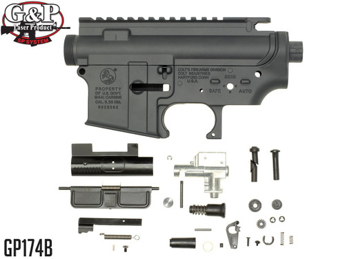 G&P GP174B metal frame COLT M4A1 B type for Tokyo Marui M4 M16 series Survival game field custom