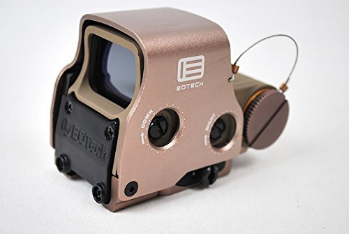 EOTech EXPS3-G33 STS type holosight set TAN