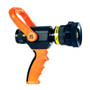 """Akron Brass 1"""" Assault Nozzle with Pistol Grip and Spinning Teeth"""