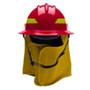 Bullard Full Brim Wildland Helmet, Ratchet