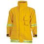 CrewBoss CrewBoss Interface Coat, 6.0oz Nomex Yellow
