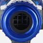 "C&S Supply 1-1/2"" Blue Devil Select Gallonage Nozzle, No Pistol Grip, 30 - 150 GPM"