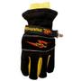 Dragon Fire X2 Structural Firefighter Gloves, Wristlet