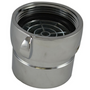 South Park Double Female Swivel Chrome Plated Coupling