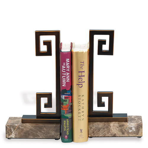 Mizner Bookends- Set Of 2