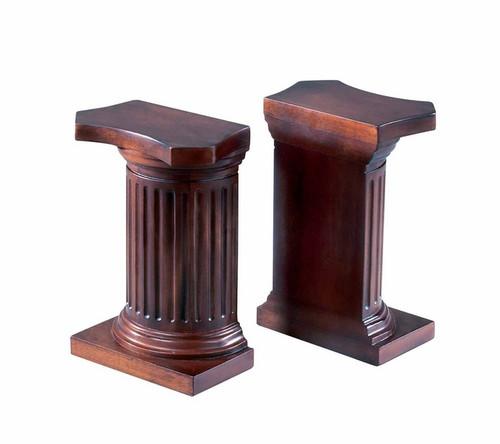 Classic Column Bookends