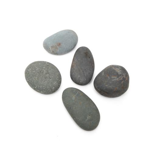 """Natural River Rocks - 1-2"""" 75 lb. Bag"""