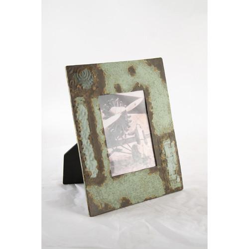 Vintage Green Picture Frame, Set Of 4