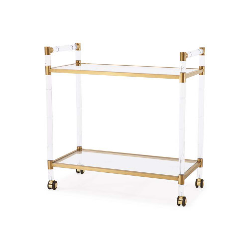 Bronson Bar Trolley - Antique Gold
