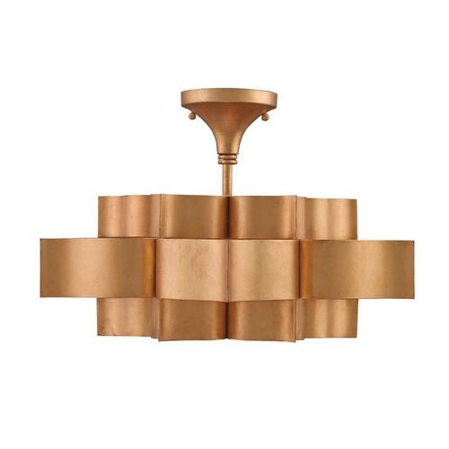 Grand Lotus Pendant & Semi-Flush Mount