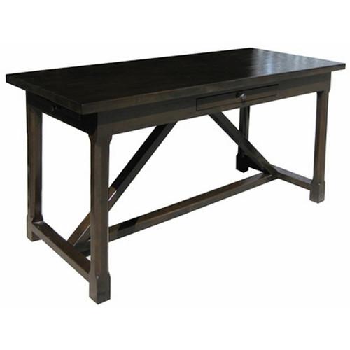 Sutton Desk - Distressed Brown